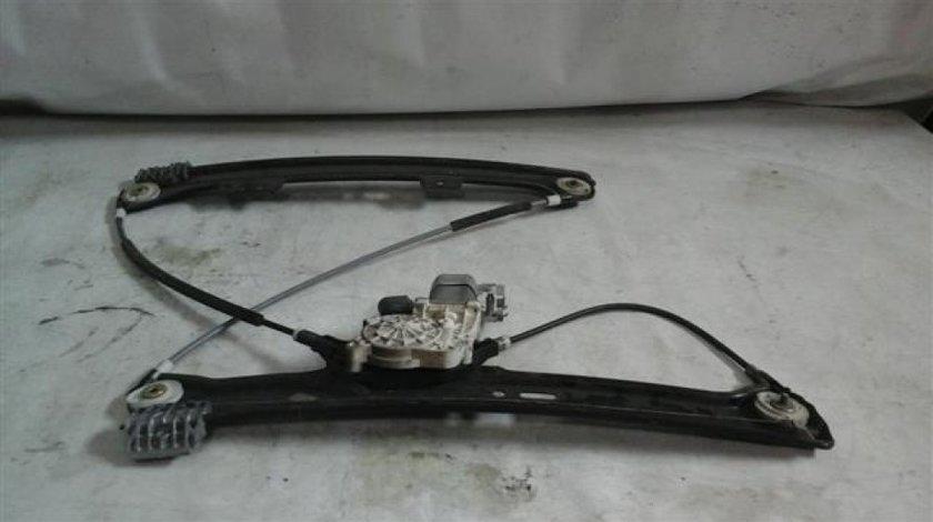 Macara stanga fata + motoras Bmw Seria 5 E60 An 2004 2005 2006 2007 2008 2009