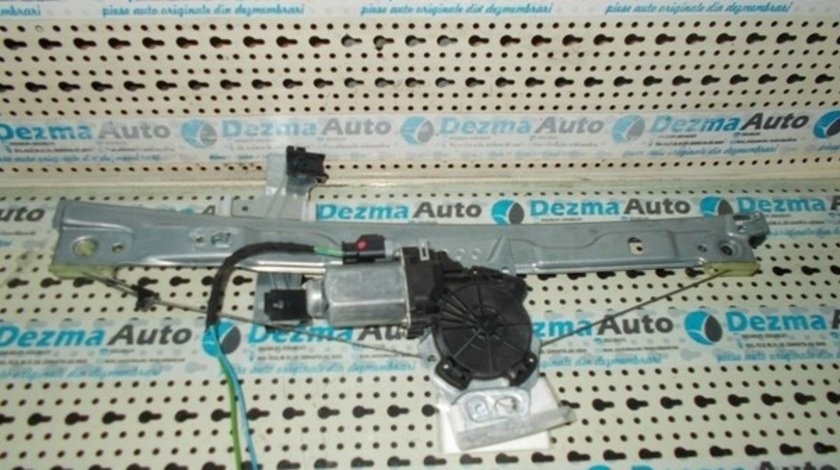 Macara stanga fata Peugeot 207 (WA, WC) 2006-2012