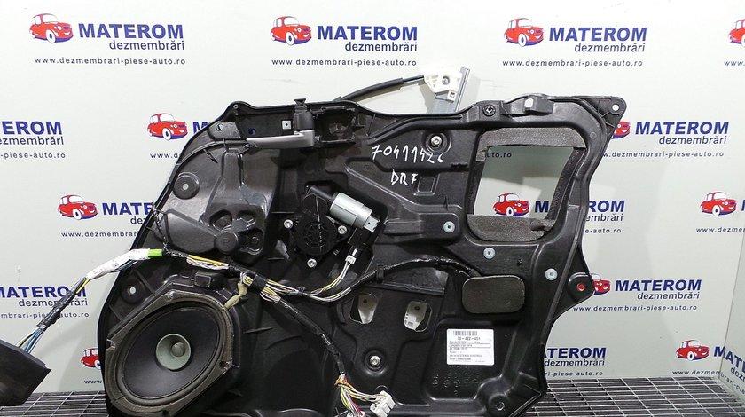 MACARA USA FATA TOYOTA RAV 4 III (_A3_) 2.2 D-4D 4WD (ALA30_) diesel (2005 - 06-2019-01)