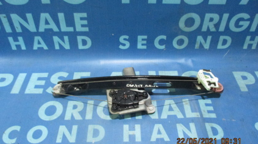Macarale electrice BMW E90;  71001603 (spate)