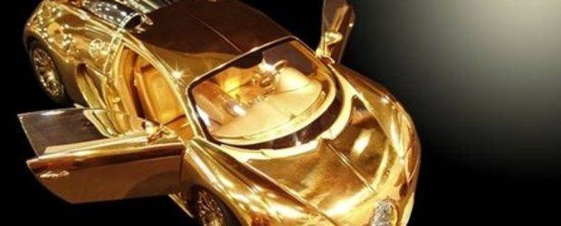 Macheta lui Bugatti Veyron costa de doua ori mai mult decat originalul!