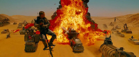 Mad Max Fury Road: Un nou trailer isi face aparitia la orizont