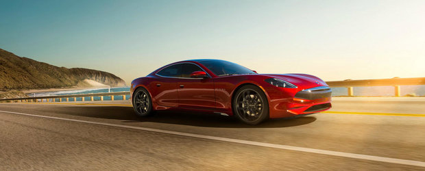 Made in USA via China. Noul Karma Revero GT debuteaza oficial cu motor de BMW i8 si 535 CP