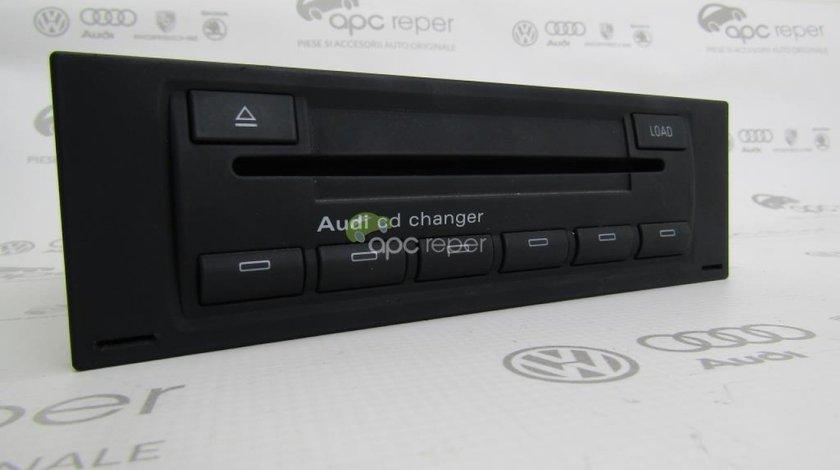 Magazie 6CD Audi A4 8E B6 , A4 B7 , A3 8P, TT 8j , R8 cod 8E0035111D