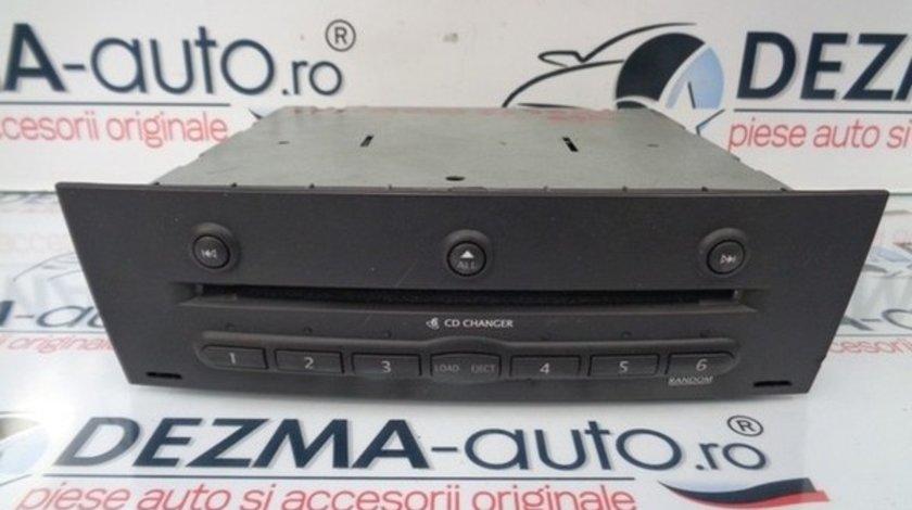 Magazie cd, 8200084437A, Renault Megane 2 sedan, 2003-2008 (id:113945)