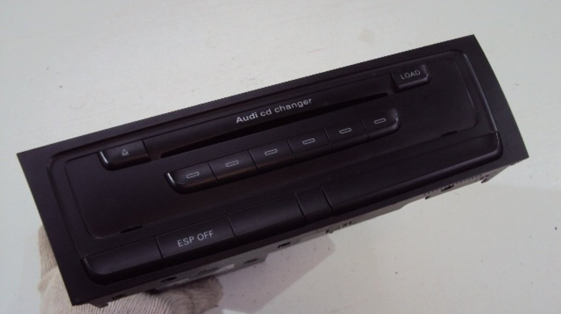 Magazie CD AUDI CD Changer AUDI A5 8T