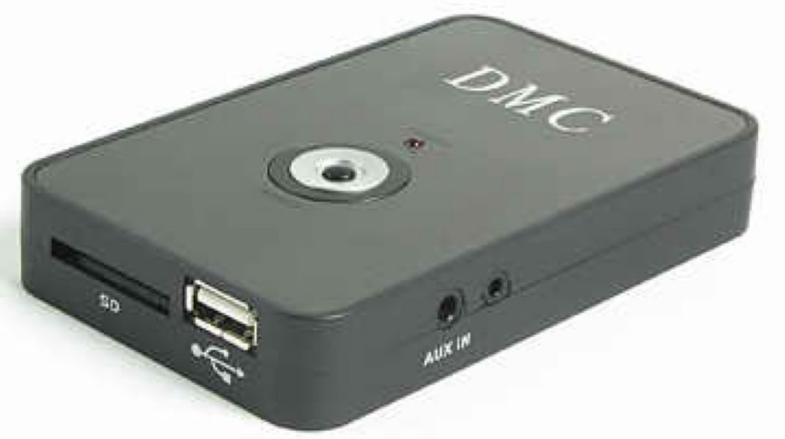 Magazie CD mp3 USB/SD DIGITALA /  ADAPTOR / INTERFATA / Conectare IPOD / USB / SD / Bluetooth
