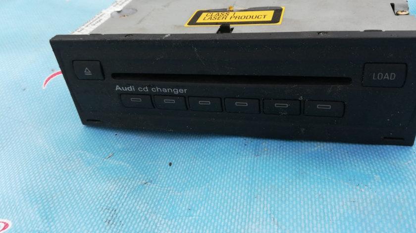 Magazie cd uri audi a8 3.0 benzina 4e d3 asn 220cp