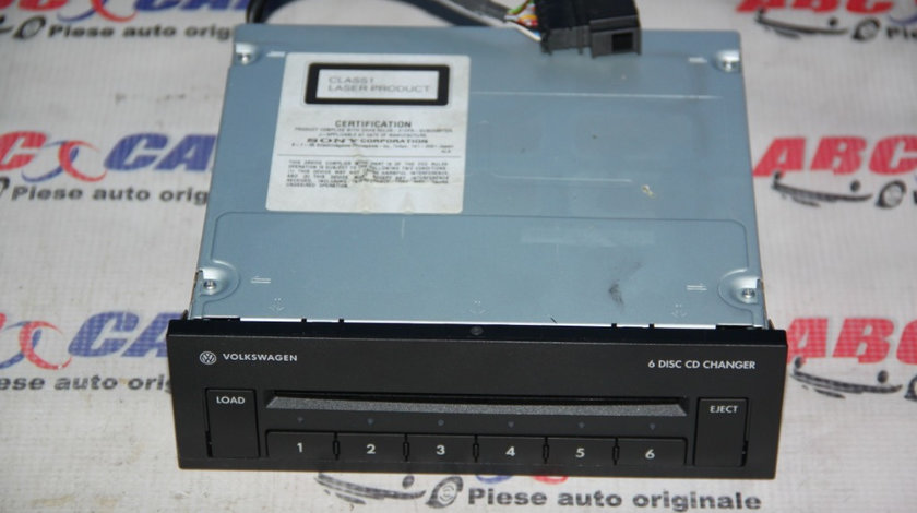 Magazie CD-uri VW Passat CC 2008-2016 3C0035110A