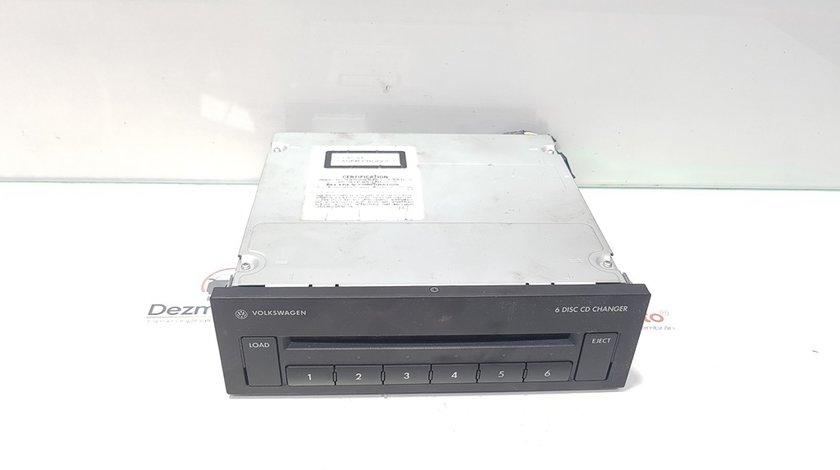 Magazie cd, Vw Touran (1T1, 1T2) cod 1T0035110B (id:372432)