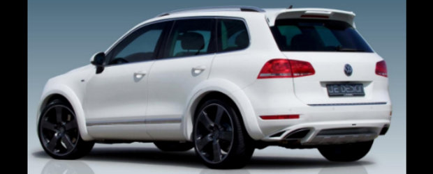 Magia Continua: VW Touareg Hybrid by Je Design