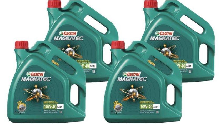 Magnatec 10w40 pachet 4LX4 bidoane