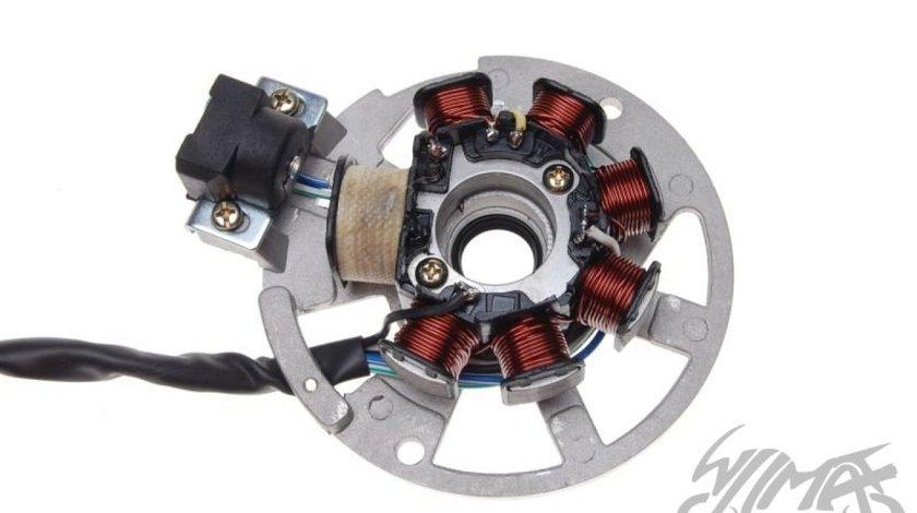 Magnetou 6 bobine scuter 2T - WM Moto - Calitatea 1