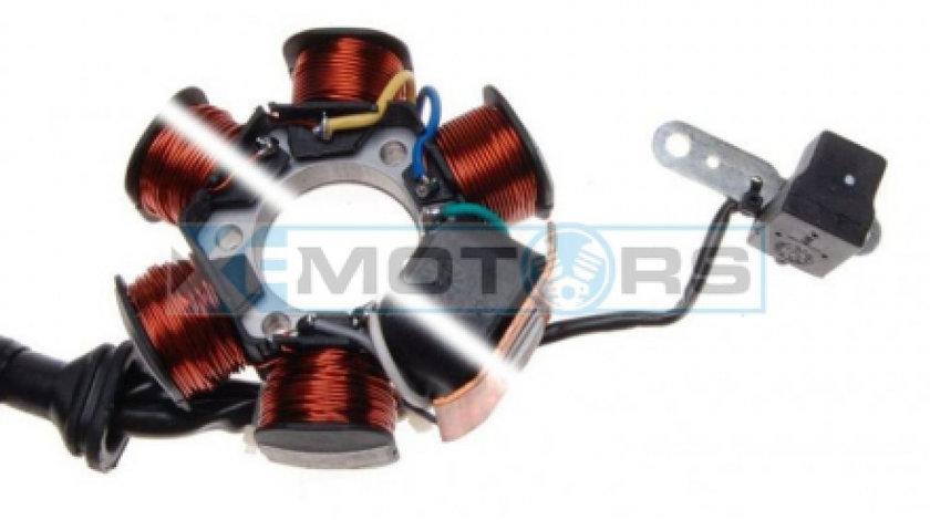 Magnetou cu 6 bobine scuter Piaggio - Sfera, NRG, Free, ZIP - Wilmat - Calit.1