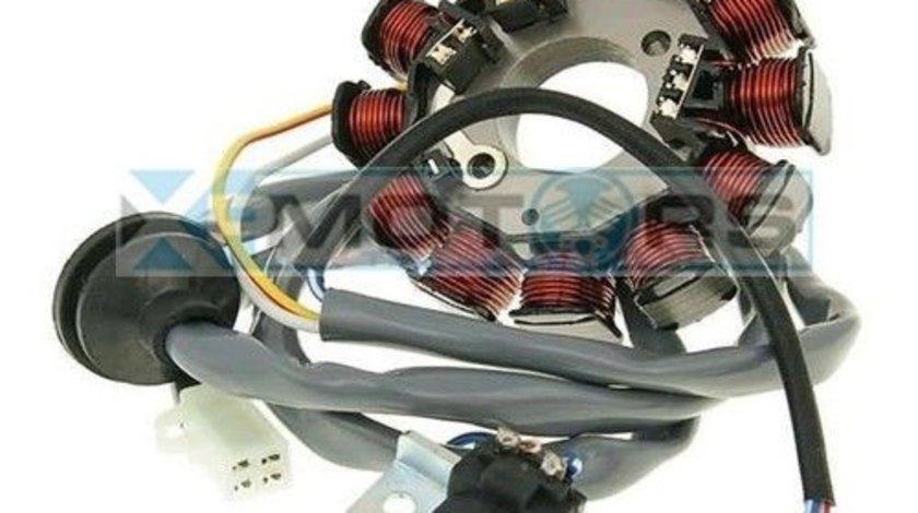 Magnetou scuter cu 12 bobine Minarelli 50cc - 80cc 2T