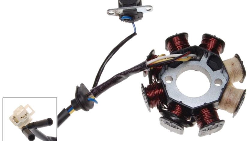 Magnetou scuter cu 8 bobine 4T - Wilmat - Calitatea 1