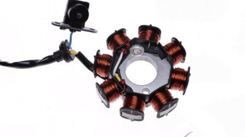 Magnetou (stator) 8 bobine - Peugeot Speedfight, Vivacity, Elyseo - Wilmat - Calit.1