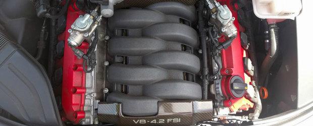 Mai ai 11 ore sa cumperi o bijuterie de Audi RS4 cu motor V8 sub capota