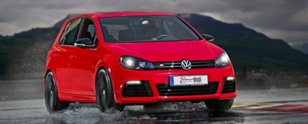 Mai hot decat un hot hatch: VW Golf R primeste tratamentul Wimmer RS!