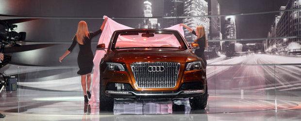 Mai mult de 20 de premiere mondiale la LA Auto Show 2012
