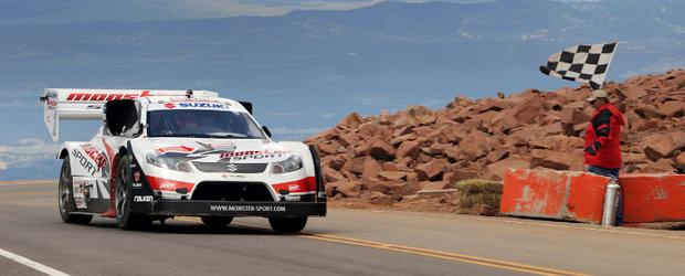 Mai sunt 4 zile - care sunt concurentii lui Dacia Duster la Pikes Peak si cine crezi ca va castiga?