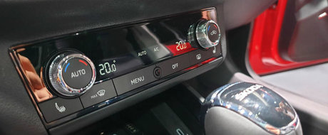 Mai tare decat un Volkswagen Golf? Uite cum arata pe viu noua Skoda Scala