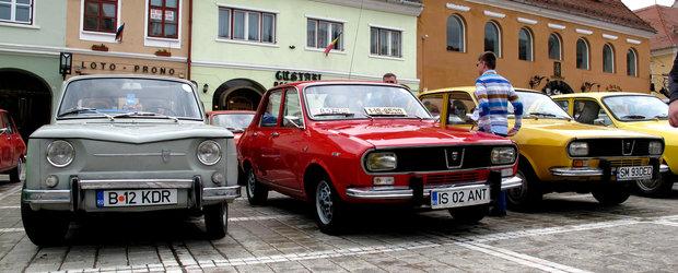 Maine are loc la Brasov Intalnirea Dacia Clasic 2015!