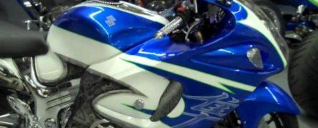 Mama tuturor motocicletelor poate fi a ta pentru 35.000 de dolari