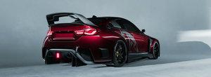 Mamba GT3 Street e BMW-ul pe care nu stiai ca-l vrei. Are 750 CP sub capota si un design SF