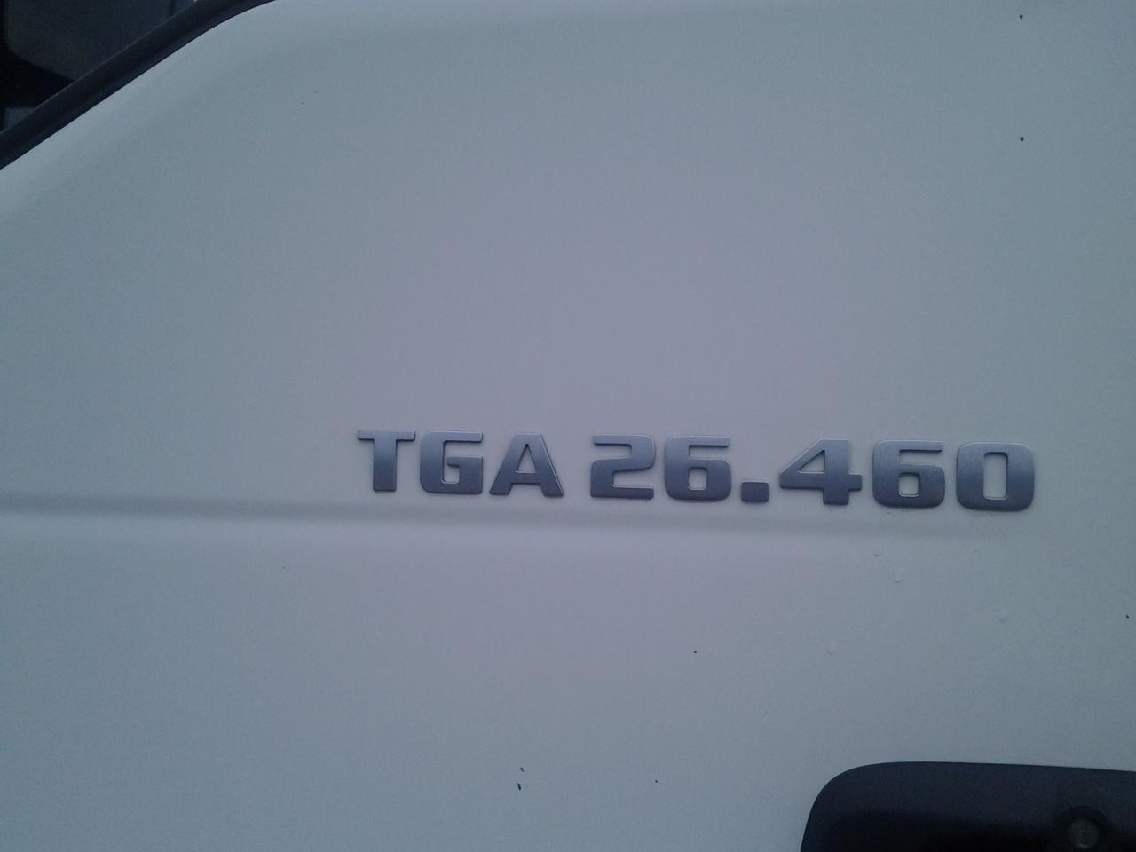 MAN TGA 26460 26.460 - 2003