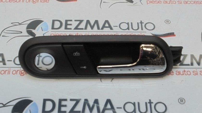 Maner dreapta fata, 6L0837114D, Seat Ibiza 4 (6L1) (id:196091)