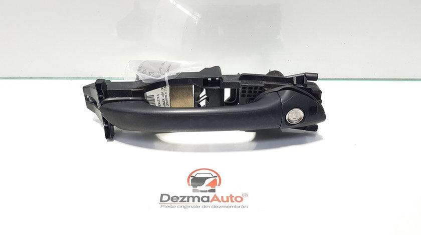 Maner dreapta fata cu senzori si butuc, Mercedes Clasa C (W203) [Fabr 2000-2007] A2037600234 (id:411437)