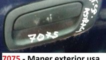 Maner exterior usa stanga spate Opel Astra G