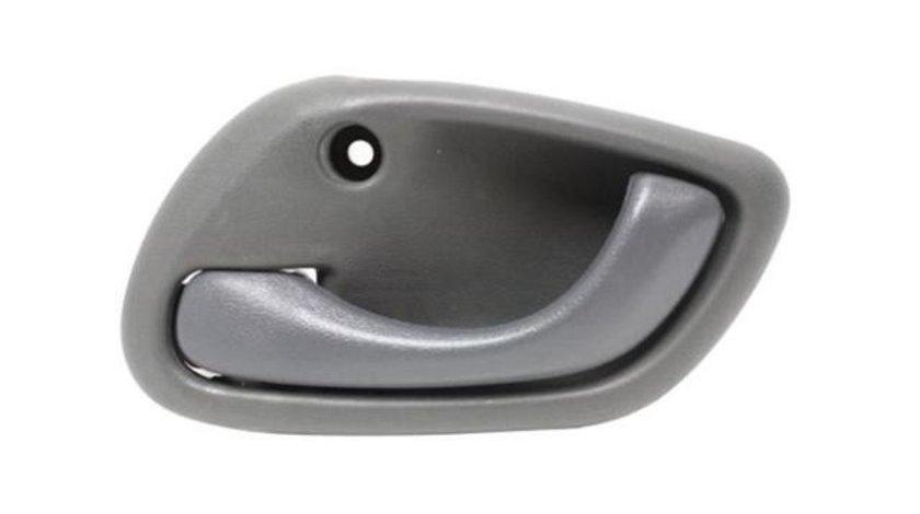 Maner interior deschidere Suzuki Grand Vitara 1997-2005, Usa fata / spate partea stanga, gri, 83130-60G01-T01 Kft Auto