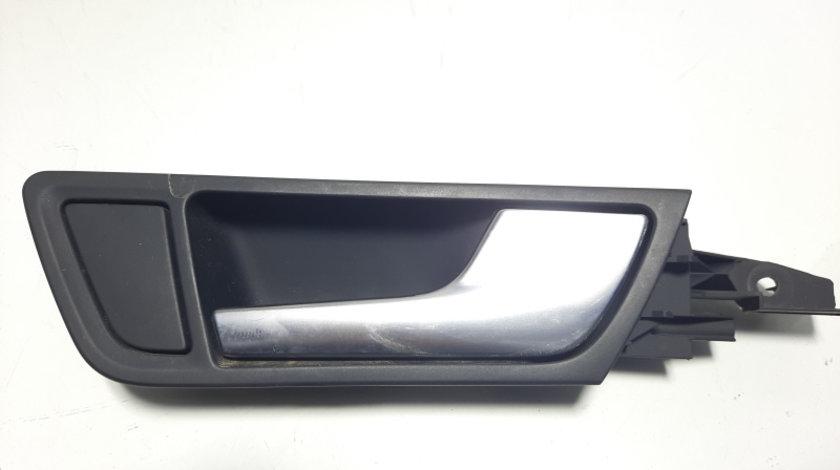 Maner interior dreapta fata, cod 8R0837020, Audi Q5 (8RB) (id:194430)