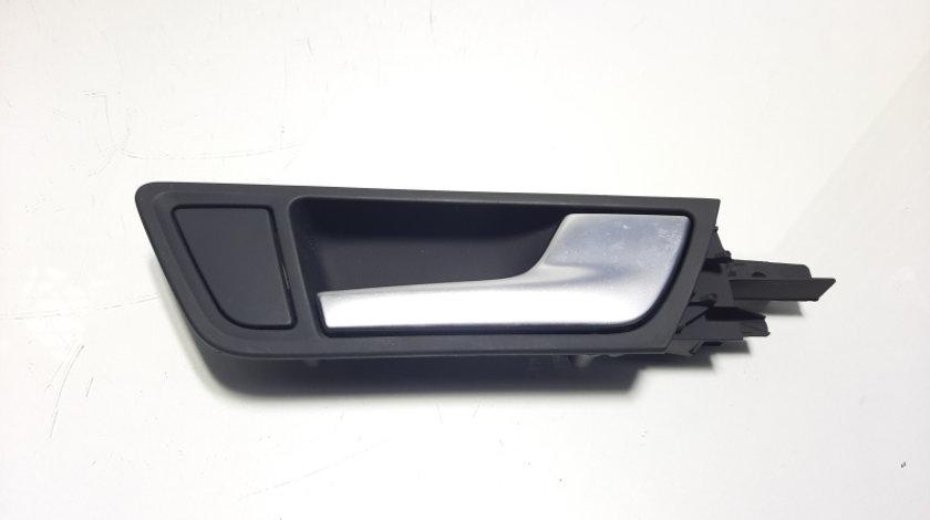 Maner interior dreapta spate, cod 8R0839020, Audi Q5 (8RB) (id:194431)