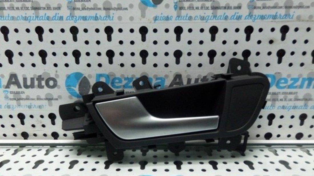 Maner interior stanga spate Audi A4 Avant (8K5, B8) 8K0839019