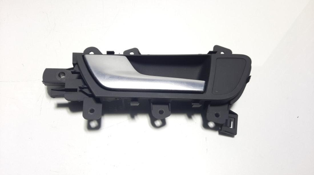 Maner interior stanga spate, cod 8K0839019, Audi A4 Avant (8K5, B8) (id:150502)