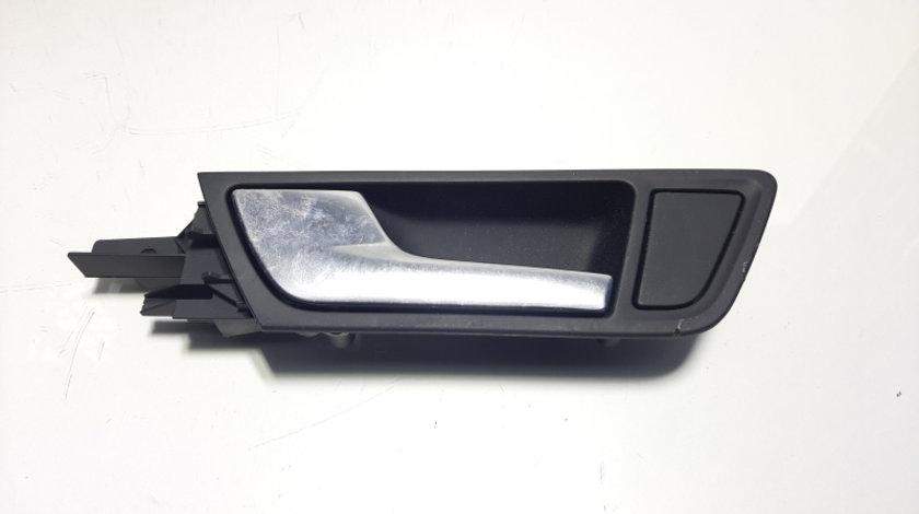 Maner interior stanga spate, cod 8R0839019, Audi Q5 (8R) (id:194432)