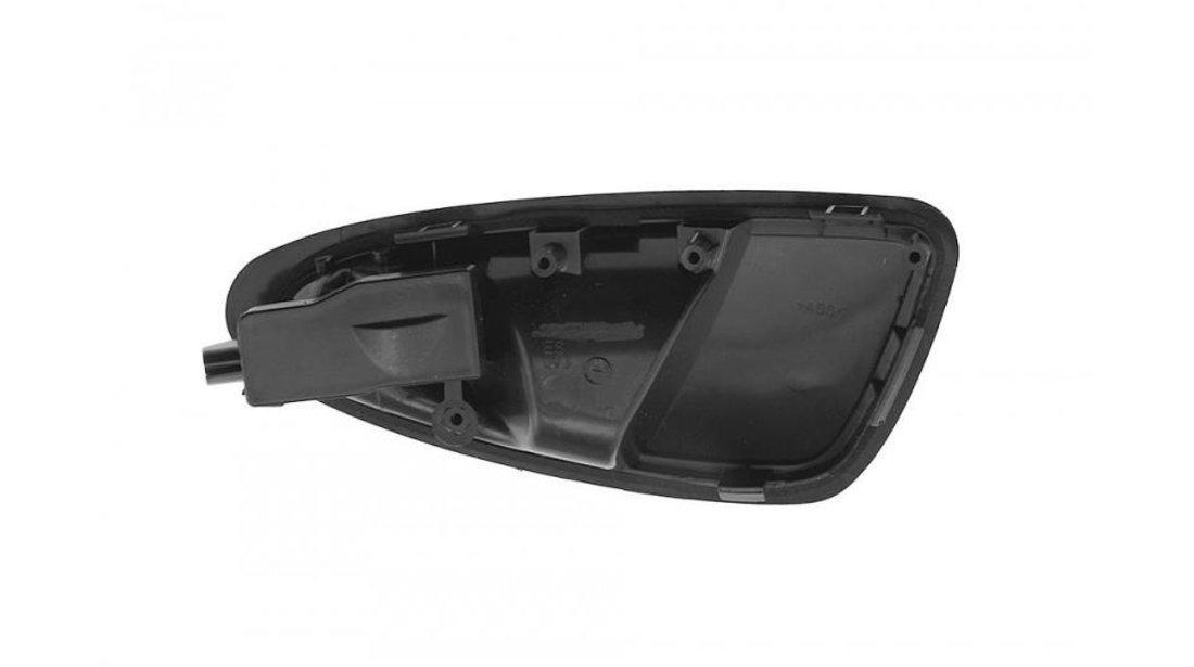 Maner interior usa dreapta cromat dreapta fata Seat Ibiza IV (2008->)[6J5,6P1]