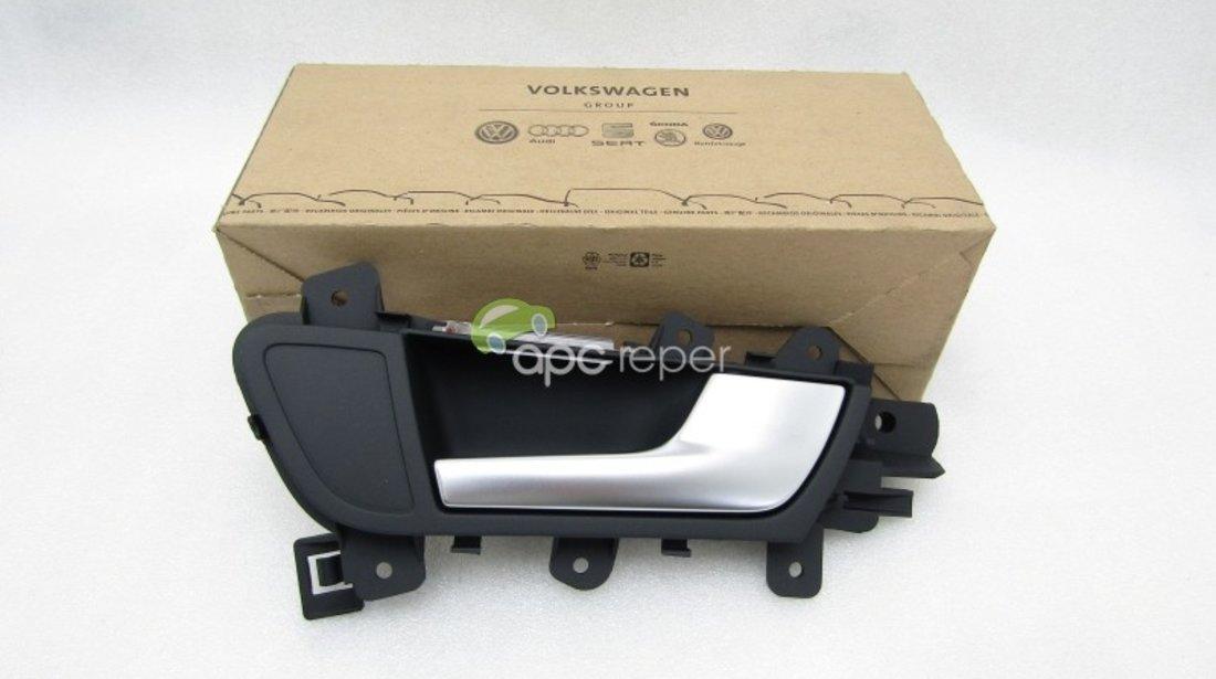 Maner interior usa (dreapta - fata) Audi A4 B8 8K / A5 8T - Cod: 8K0839020E