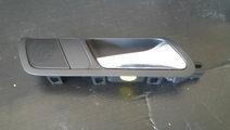 Maner interior usa dreapta spate vw passat b6 3c48...