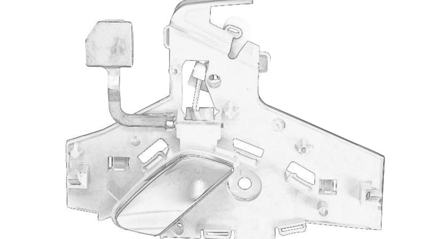Maner interior usa stanga CITROEN C5 I, C5 II 1.6 d-3.0 dupa 2001