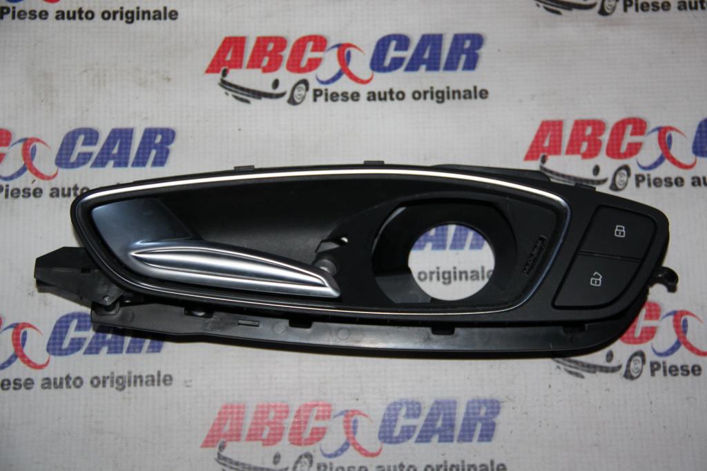 Maner interior usa stanga fata Audi A1 8X cod: 8X0868783 2010-2018