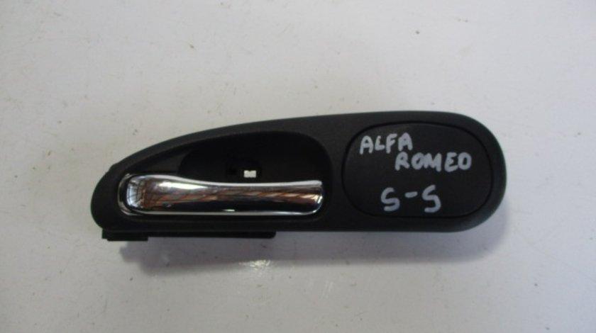 MANER INTERIOR USA STANGA SPATE ALFA ROMEO 156 FAB. 1997 – 2005 ⭐⭐⭐⭐⭐