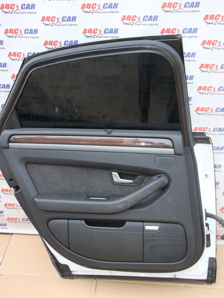 Maner interiorusa stanga spate Audi A8 D3 4E 2003-2009