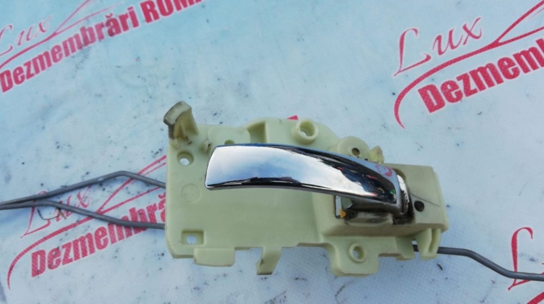 Maner interior usa stanga spate portiera Jeep Compass 1 facelift motor 2.2crd cdi 100kw 136cp om651 2011