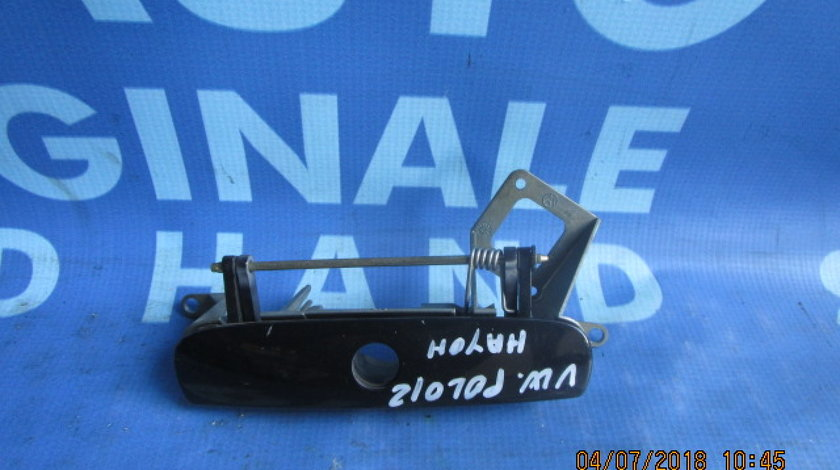 Maner portbagaj VW Polo;6Q6827565
