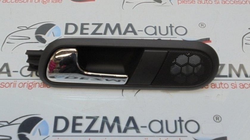 Maner stanga spate, 6L4839113, Seat Ibiza 4 (6L1) (id:196094)