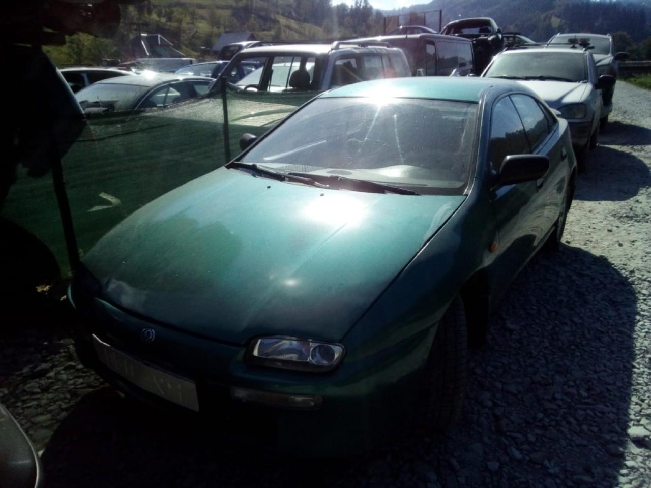 Maner usa dreapta fata Mazda 323 1996 Limuzina 1.5